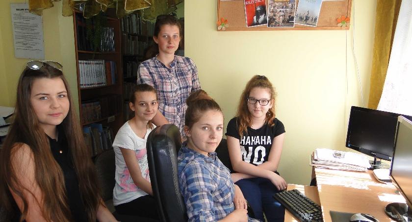 Warsztaty dziennikarskie w Radomicach